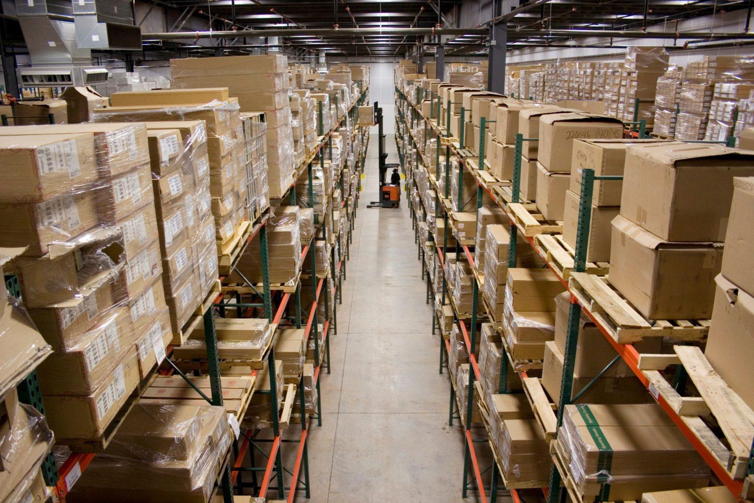 photo of warehouse